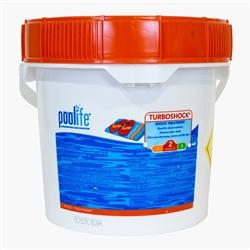 Poolife Turbo Shock Shock Treatment 25 Lbs 62082